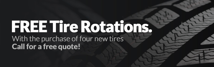 Mukwonago Tire Rotations