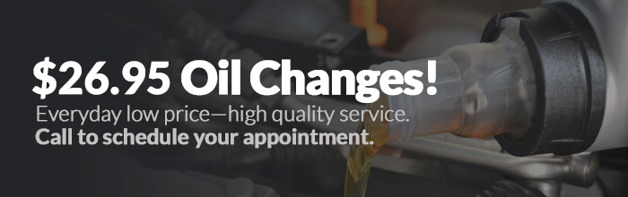 Mukwonago Oil Changes