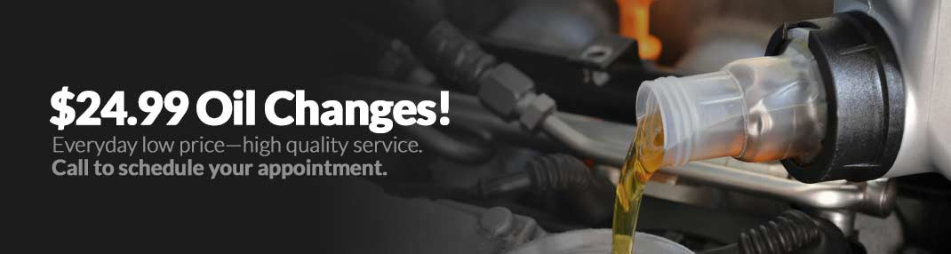 Mukwanago Oil Changes